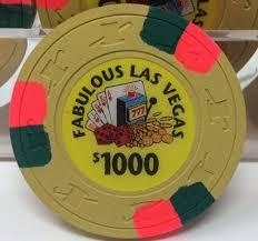 Wanted - 75 Fabulous Las Vegas $1000 FLV   Poker Chip Forum