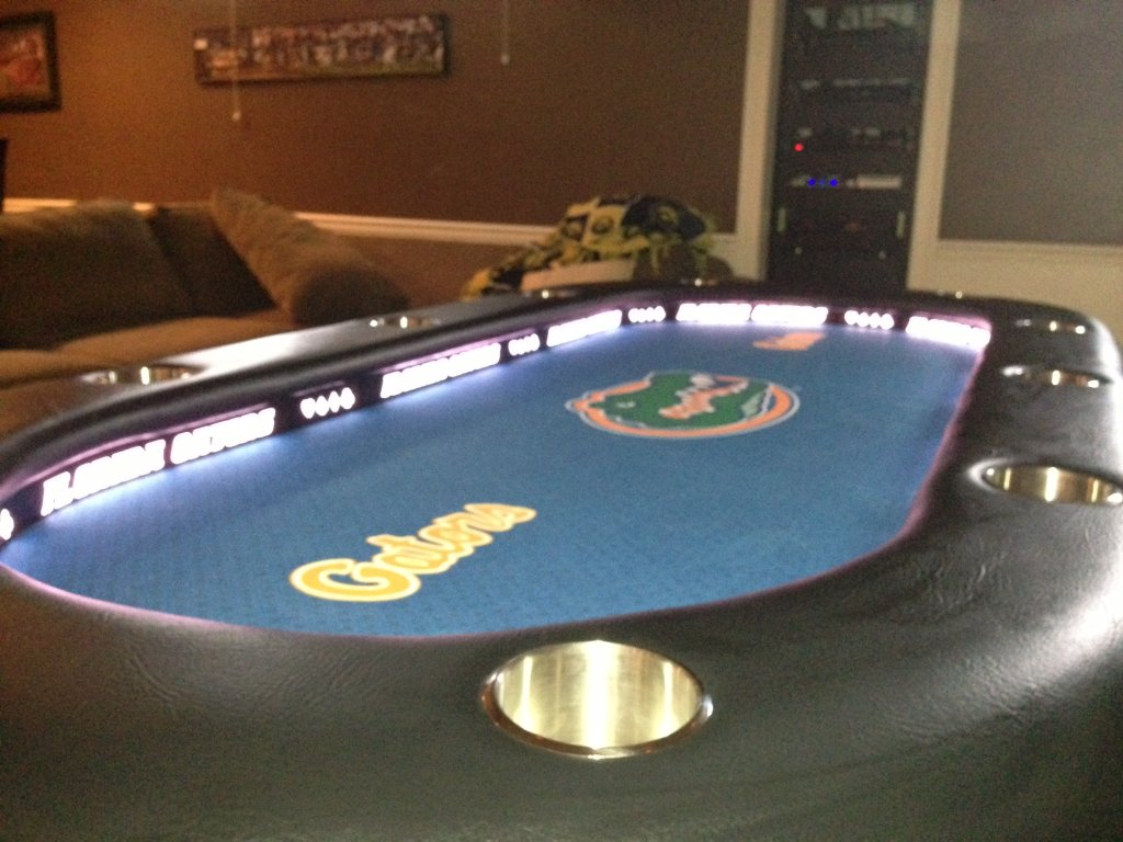Enjoyable Lighted Table Diffuser Poker Chip Forum Home Remodeling Inspirations Genioncuboardxyz