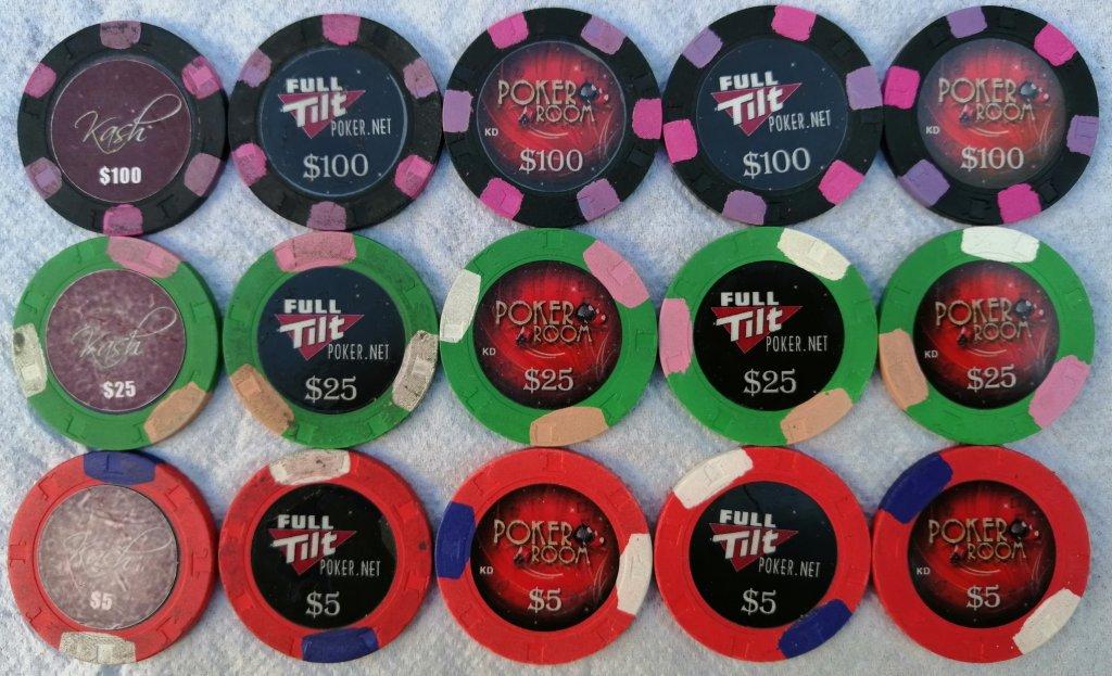 Full Tilt Casino Chips