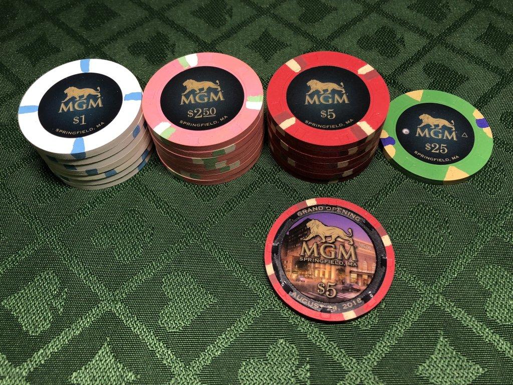 Springfield Casino Chips