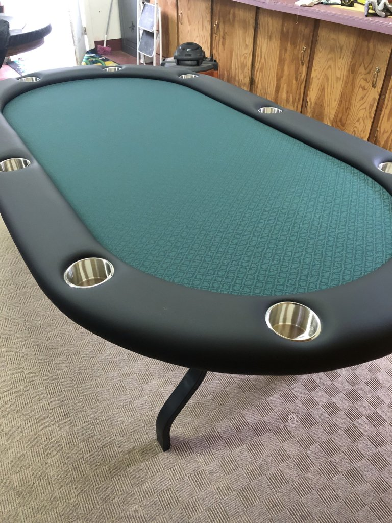 Gorilla Gaming Table First Thoughts Poker Chip Forum