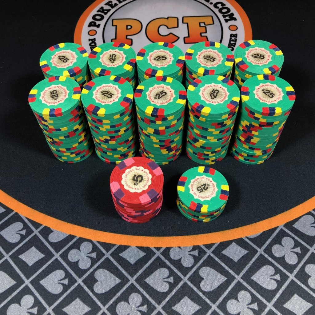 Flamingo Semi Custom Set In Progress Page 3 Poker Chip Forum