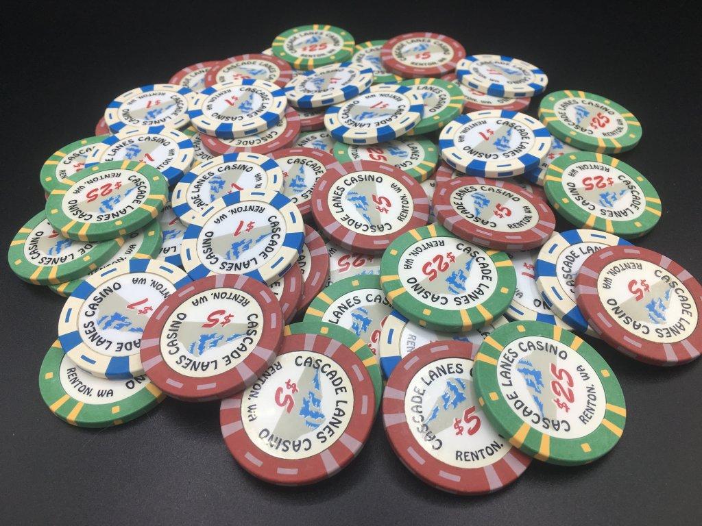Cascades Poker