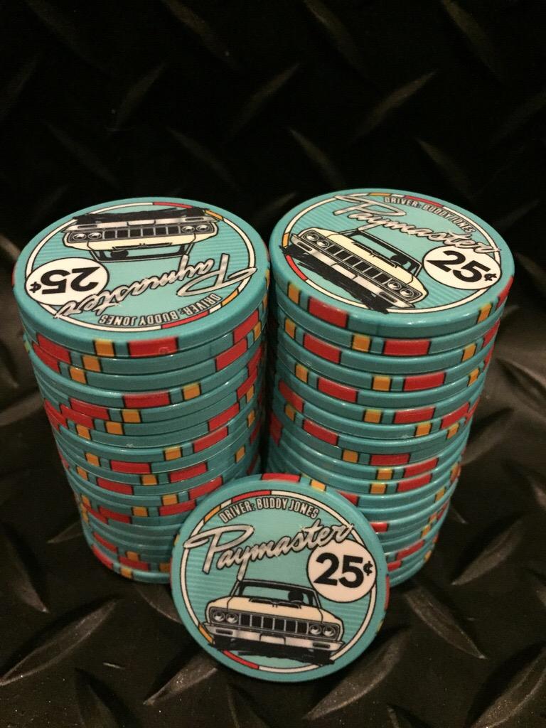 Paymaster - Official Chip Pr0n thread | Poker Chip Forum