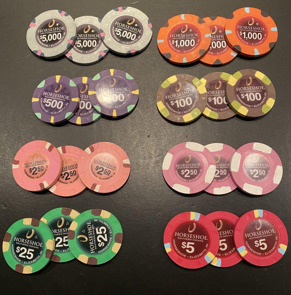 Where to buy poker chips sydney ireland