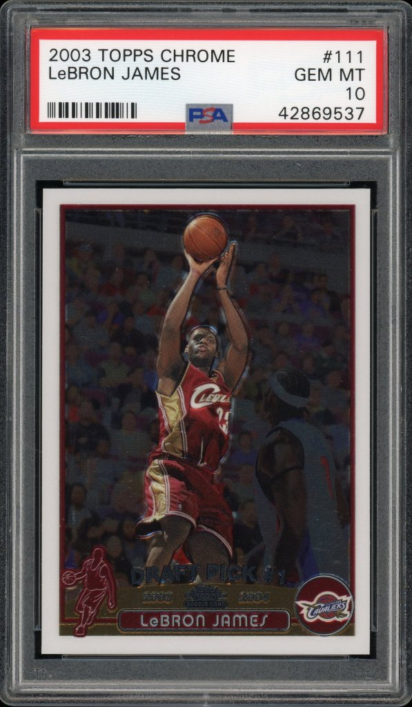 LeBron James 2003 Topps Chrome 111 - Front.jpg