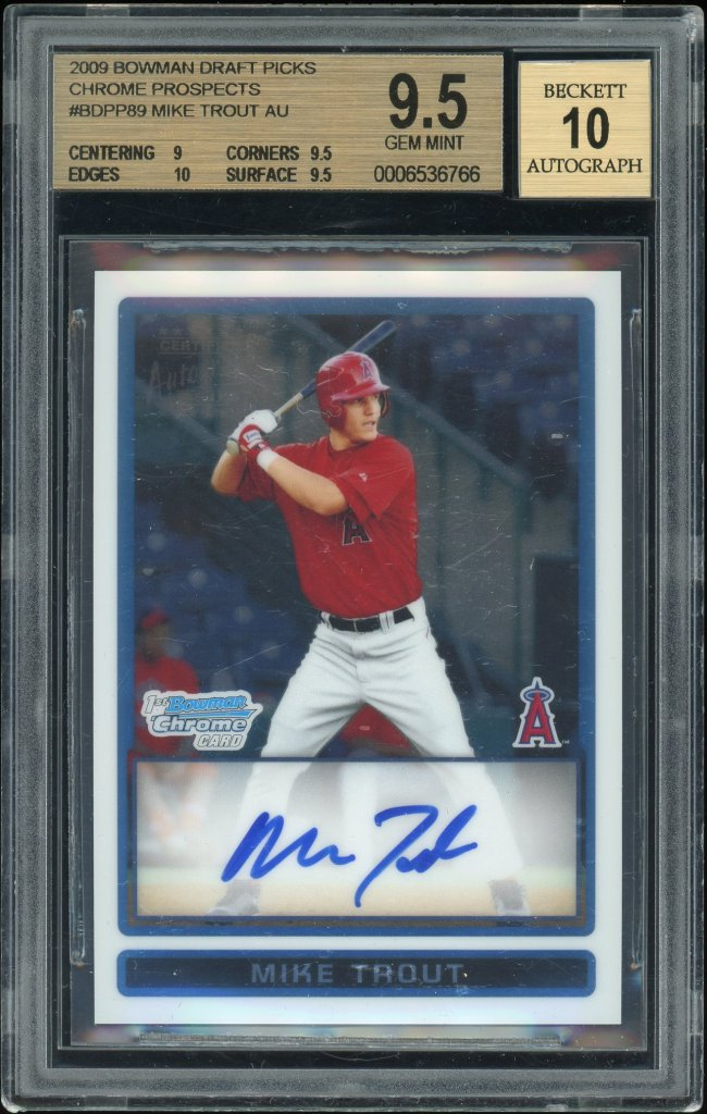 Mike Trout 2009 Bowman Chrome Auto BDPP89 - Front.jpg