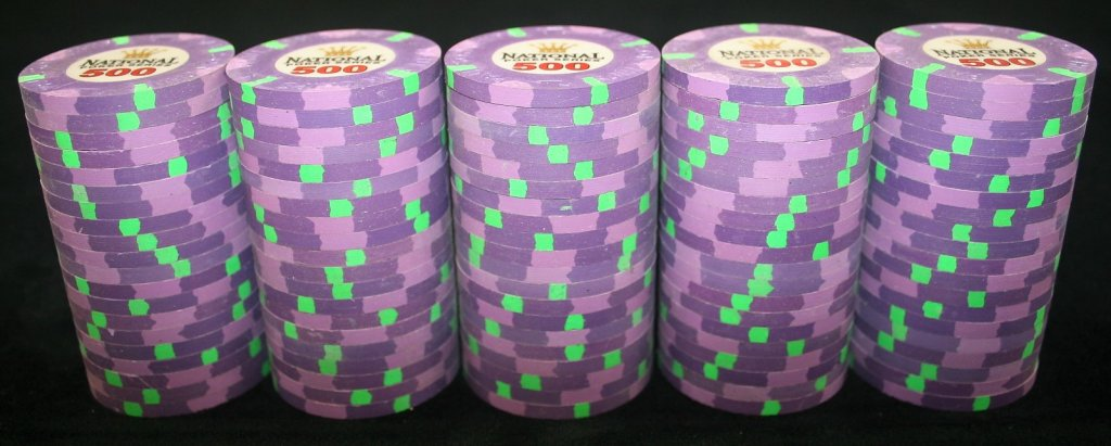 SOLD - National Poker Series NPS 500 | Poker Chip Forum