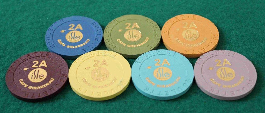Paulson Isle Casino roulette chips #01 b.JPG