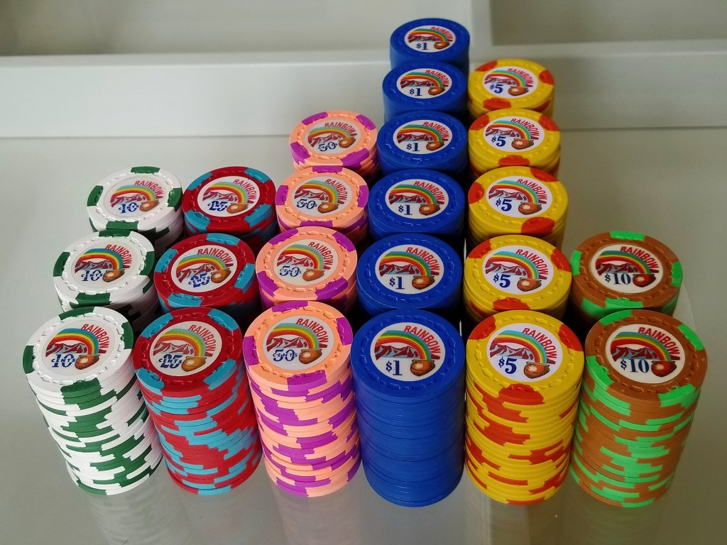 Casino chips for sale near me