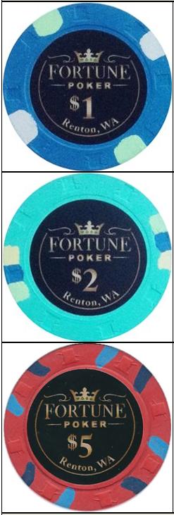 Fortune renton poker online poker patience