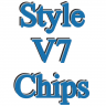 Bud Jones V7 Chip Styles