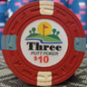 Three Putt Poker (cash set)
