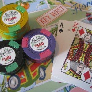 Key West Resort & Casino with background