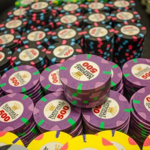 Paulson National Poker Series 100, 500 and 1000