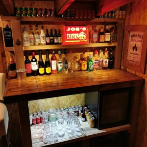 Blind Joe's Poker Shack - Bar 5