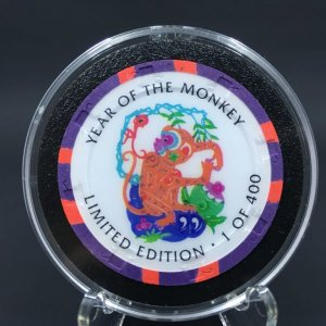 Monkey casino chip easy 2 person games