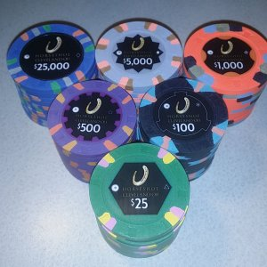 Horseshoe Casino Cleveland Chips