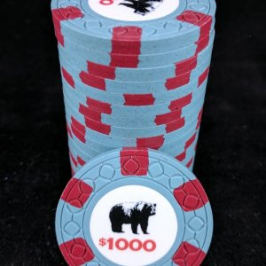 Rounders 1k stack