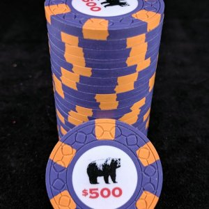 Rounders 500 stack