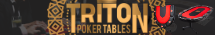 Triton Poker Tables