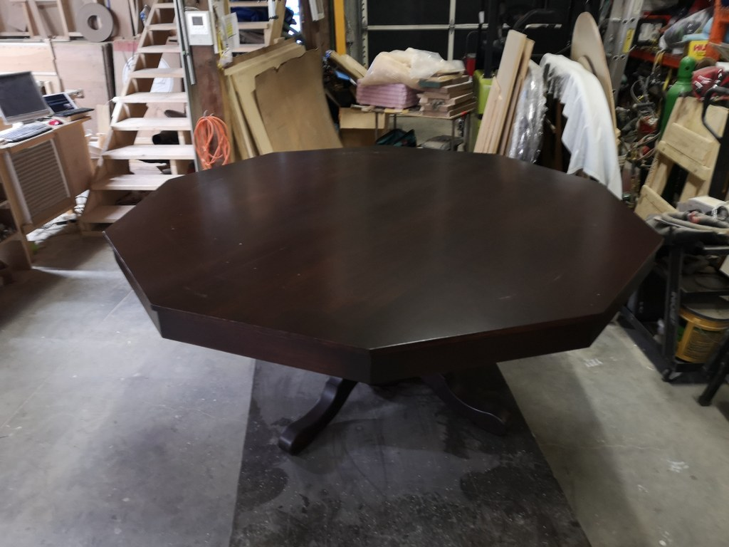 Chanman - Table Topper #4