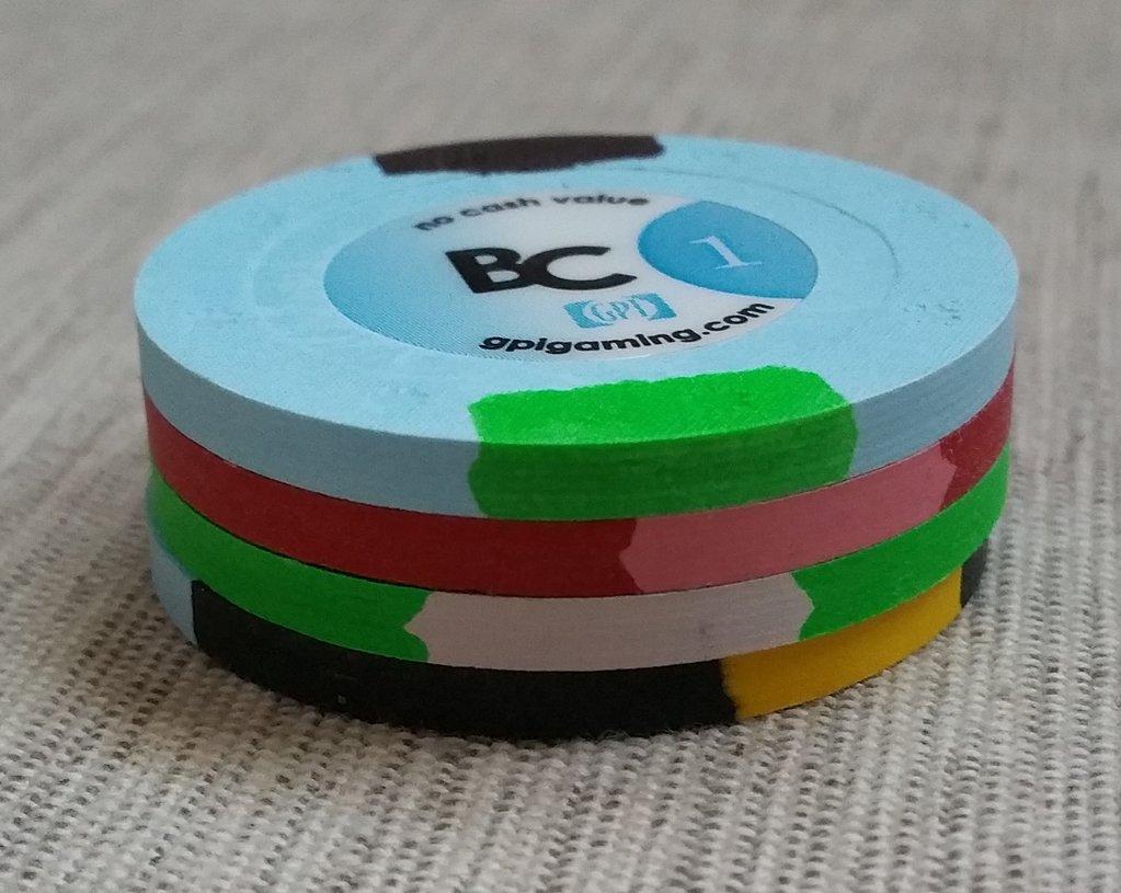 Gpi poker chips