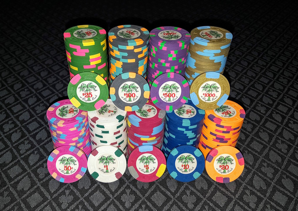 Paulson Le Cove Fantasy Set | Poker Chip Forum