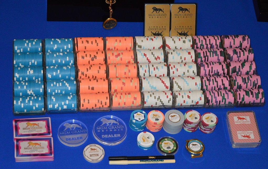 Mgm detroit casino poker tournaments