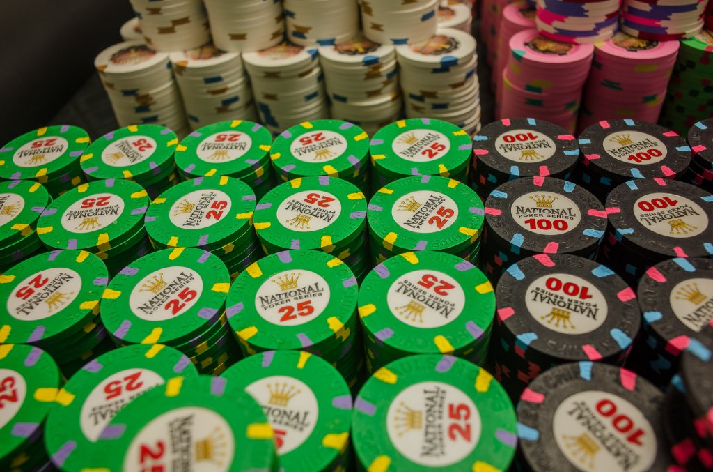 Paulson National Poker Series 25 and 100